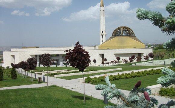 Ali Pasa Camisi Bilkent Ankara
