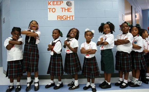 Many charter schools that