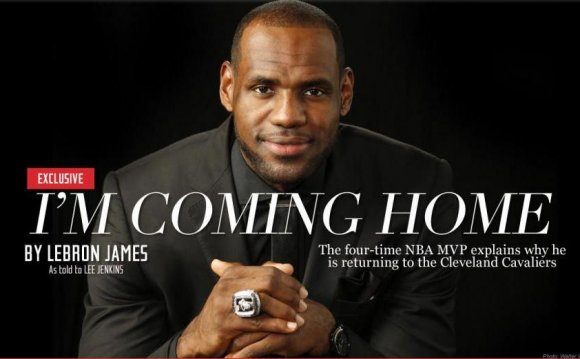 Is LeBron James a secret