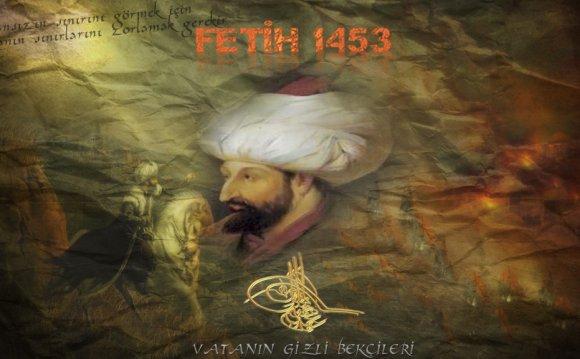 Fatih Sultan Mehmet Han by