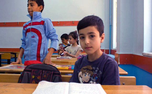 The Turkish school system
