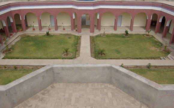 Ghazi University, airport