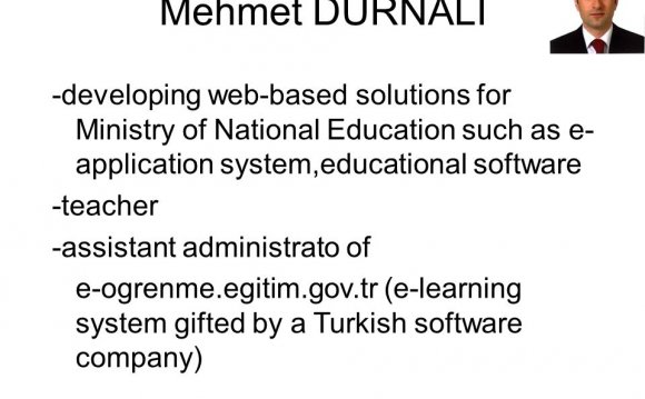 Mehmet DURNALI -developing