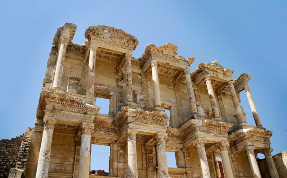 Library of Celsus - Izmir