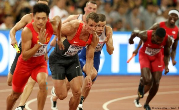 World athletics braces for
