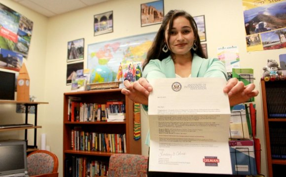 Students awarded scholarships