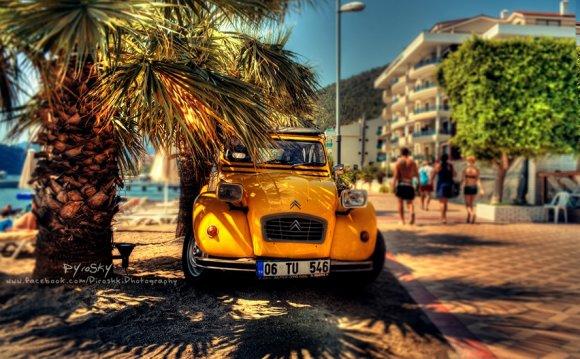 Turkish summer by