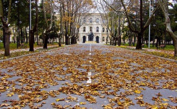 Istanbul University, Istanbul