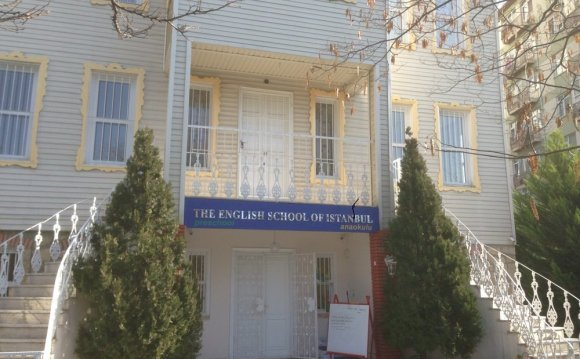 English School in Istanbul Turkey