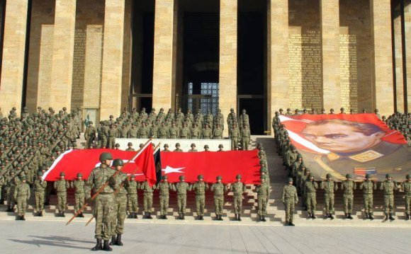 Military High schools in Turkey