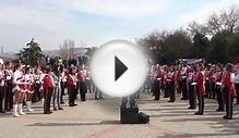 SHHS Marching Band- Turkey- Robert College- Rolling in the